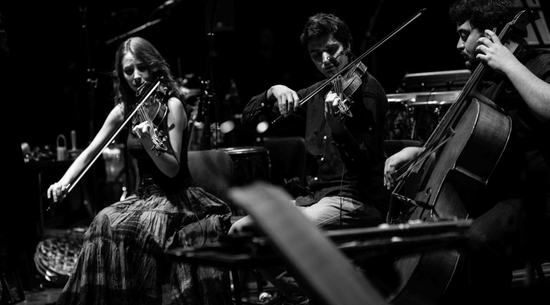 Il Sentimento en el concierto aniversario de Acetre Folk