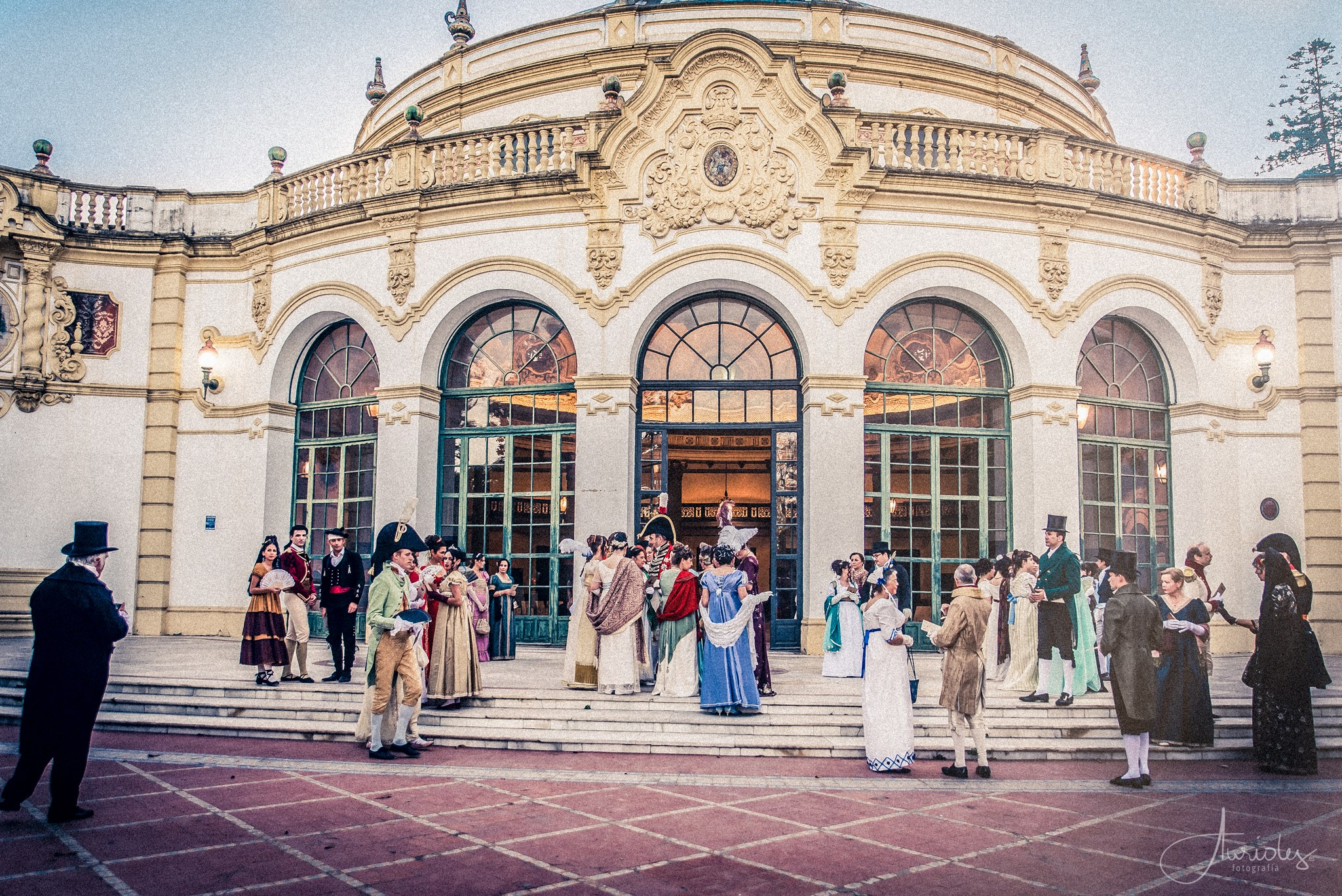 Regency Ball 2017 Sevilla